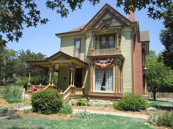 Restoring an Historic Victorian: After for the this old house reader remodel curb appeal contest 2013