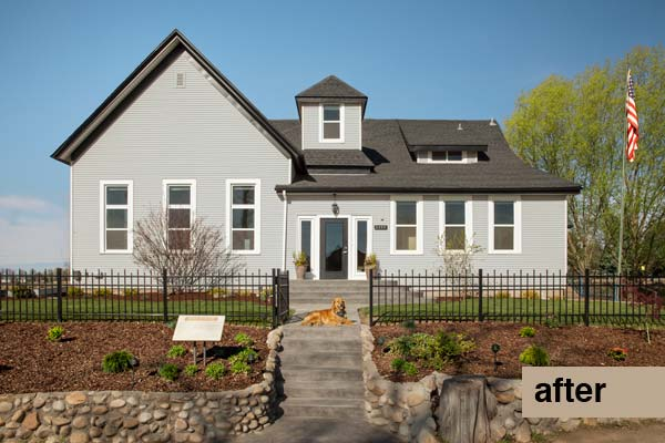 reader remodel contest winner 2013 whole house exterior