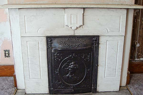 save this old house appleton city missouri queen anne interior marble fireplace