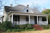 save this old house social circle, georgia greek revival cottage