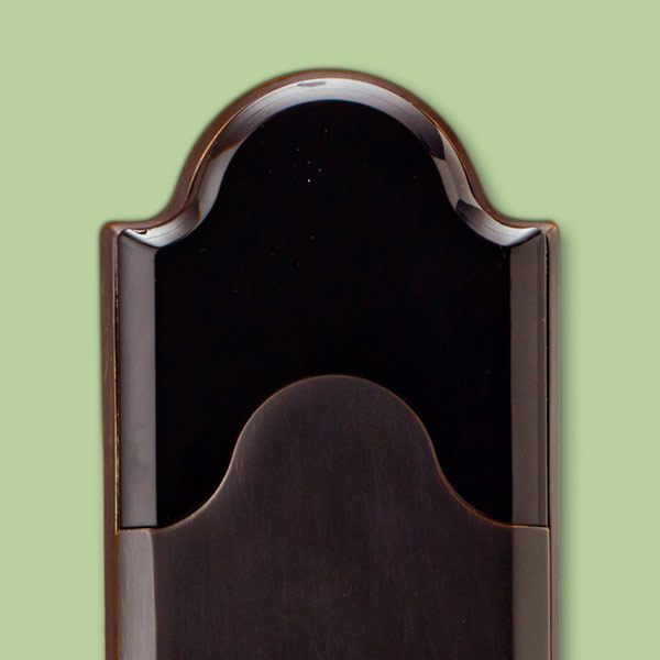 pricewise keyless lockset interior battery case