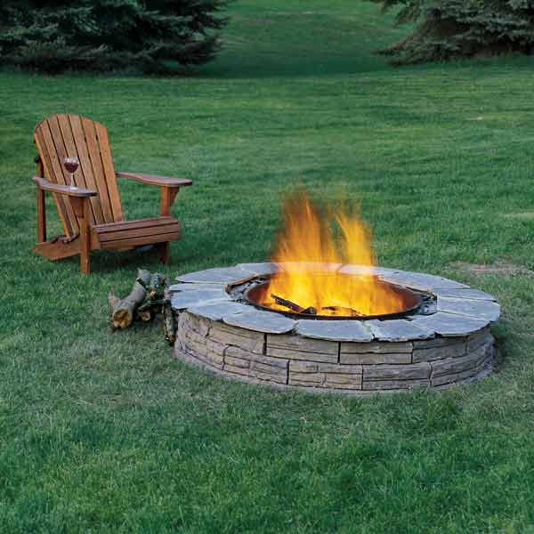 adirondack lawn chair by fire pit step by step for backyard party