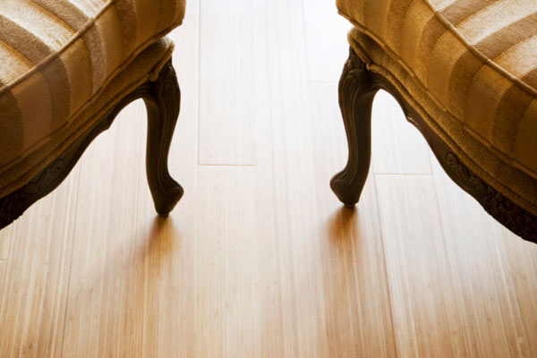 legs of furniture on hardwood floors, new years diy resolutions