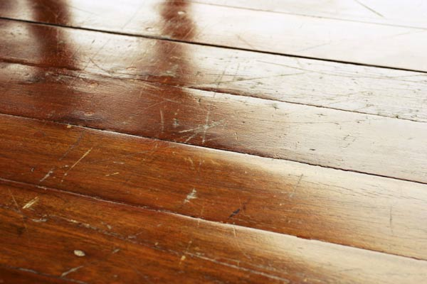 scratched wood floors, upgrades for your home before selling