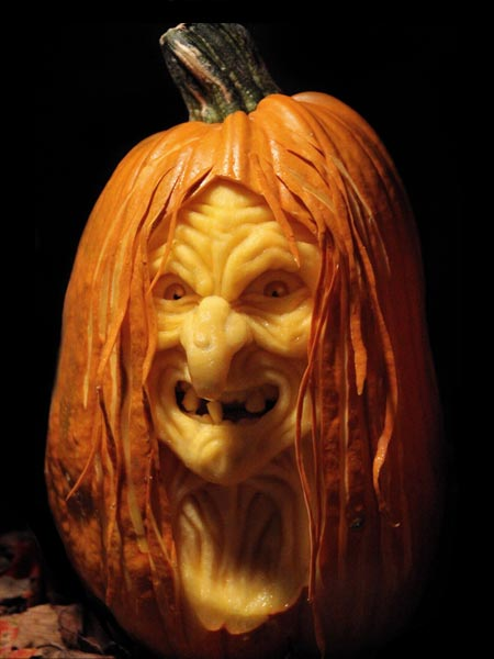 10 Witch 2014 Pumpkin Carving Contest Winners This