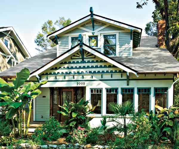 bungalow, whole house remodels of historic houses