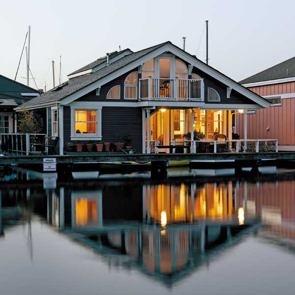 houseboat, whole house remodels of historic houses