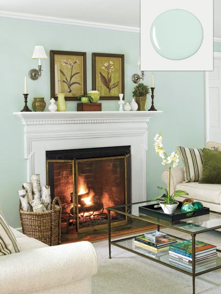 Mint Green No Fail Colors For Living Spaces This Old House