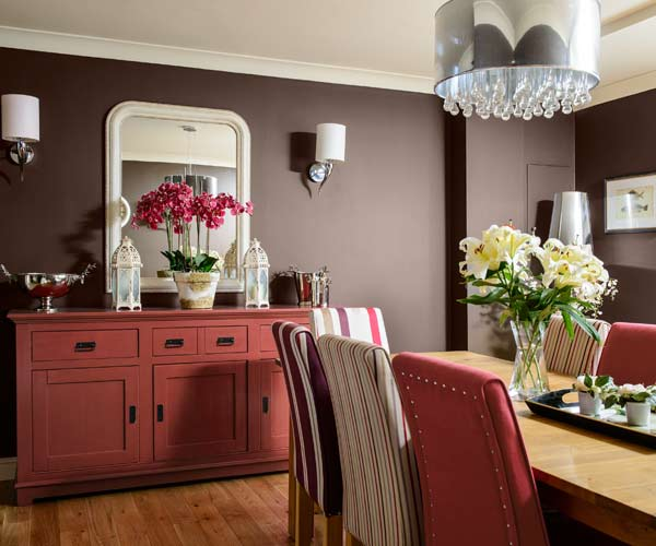 Warm Up Your Rooms With The Color Brown: Color Of The Month, October 2014: Cognac