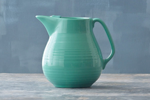 The Bauer Pottery Line American Pottery Pitchers This