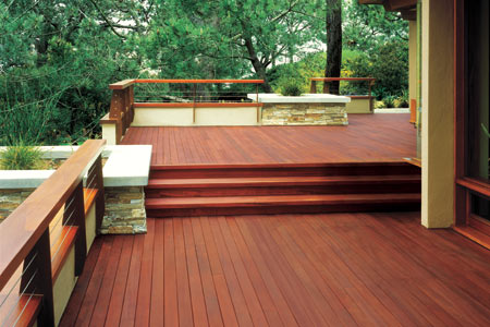 Stain The Wood 16 Ways To Customize Your Deck This Old