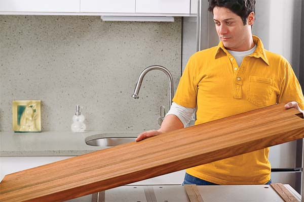 diy like a pro all about wood countertops this old house
