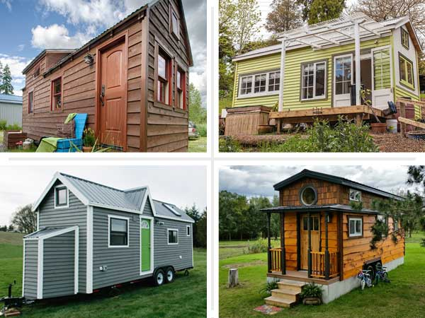 The Tiny House Movement 8 Tiny Houses that Have More