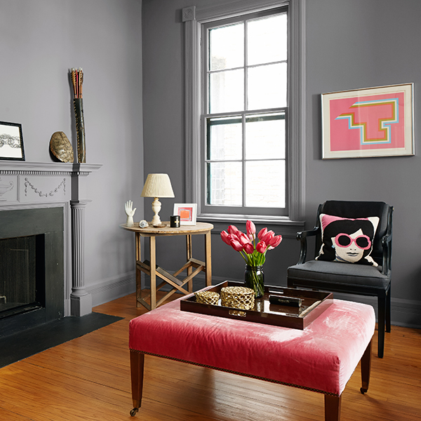 10 Living Room Trends For 2016: Valspar: Simply Perfect Palette
