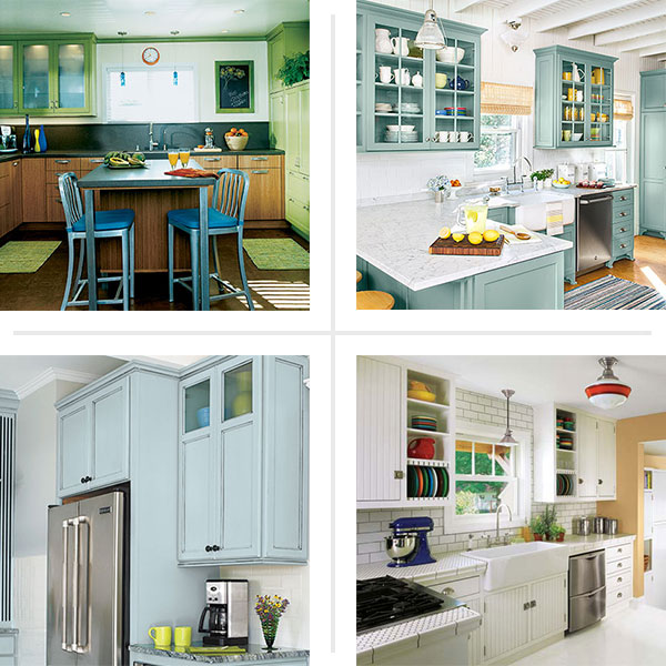This Old House Kitchen Cabinets: Dream-Kitchen Cabinet Makeovers