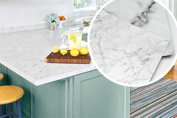 Must Have Elements For A Dream Kitchen: Marble Countertops: Things To Consider