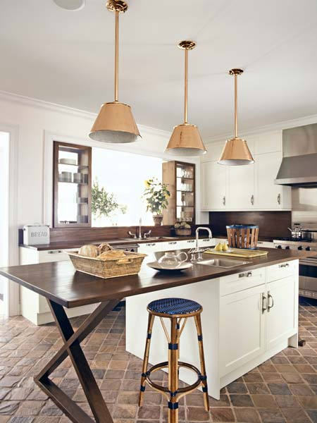 Must Have Elements For A Dream Kitchen: Must-Have: A Multifunctional Island