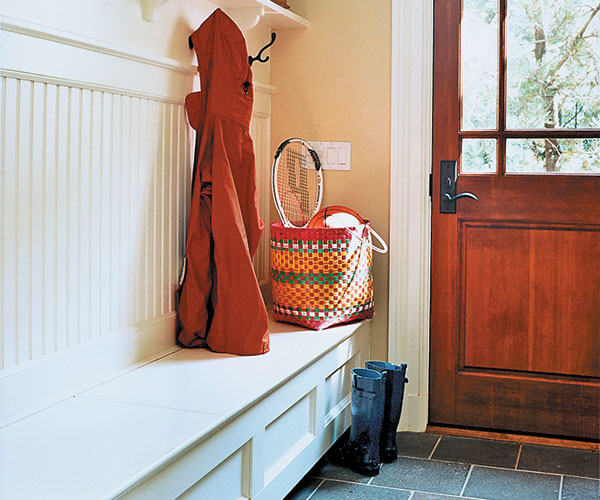 Ask This Old House Mud Room