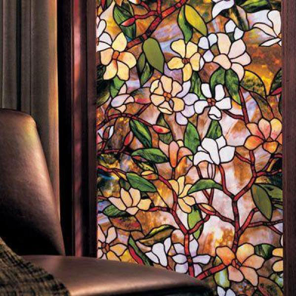 Ornate Faux Stained Glass 12 Surprising Design Uses For