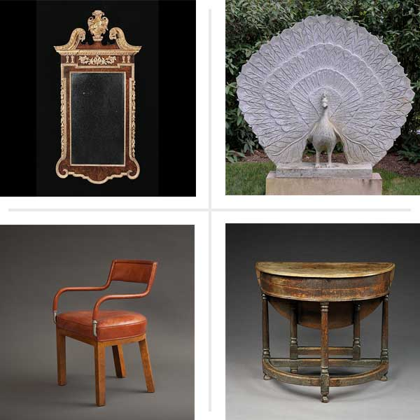 interior designers' favorite antiques from the 2016 winter antiques show