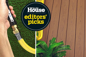 brass hose swivel, Vault decking, other editor's picks for April 2016