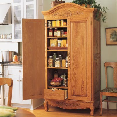 All about polyurethane all about polyurethane this old house - Kitchen pantry cabinets freestanding ...