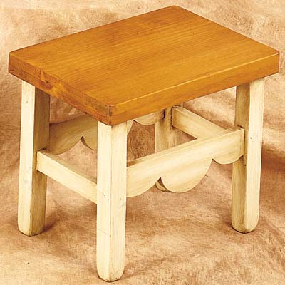 a step stool or small child's table