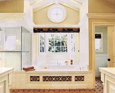 bath lighting, bathroom windows