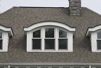 Eyebrow dormers