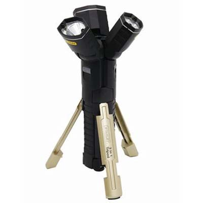 three in one tripod flashlight from stanley