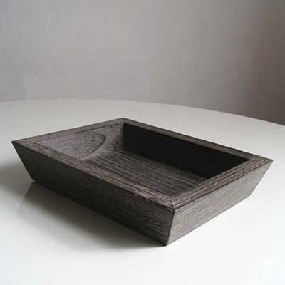 small kiri wood tray from jamal garden