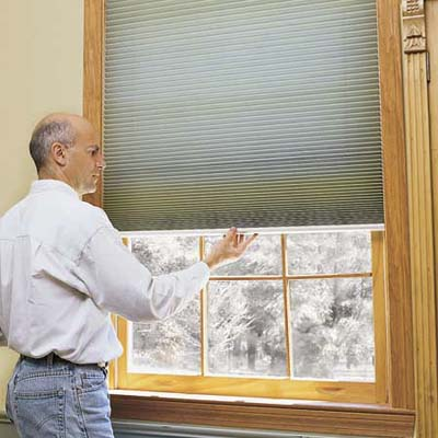 appropriate window treatments can save money by saving energy