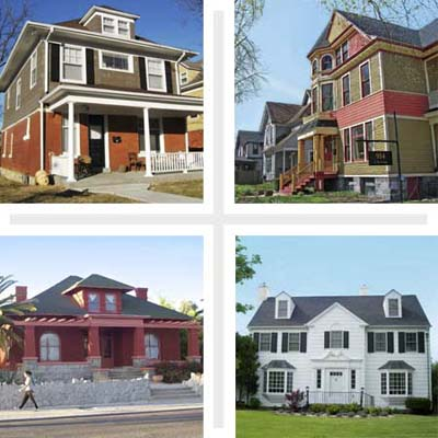 Best Places to Buy an Old House 2009 College Towns