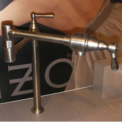 pot filler from Brizo