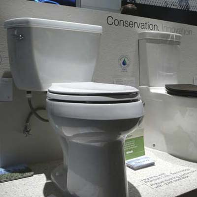 Kohler High-Efficiency Toilet