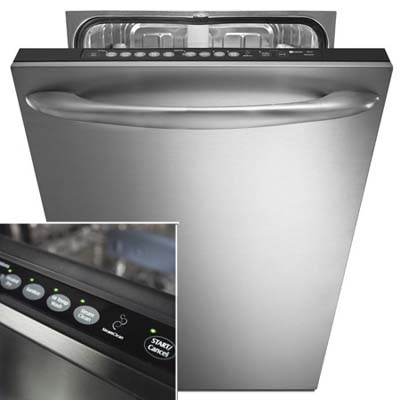 Maytag Steam Dishwasher