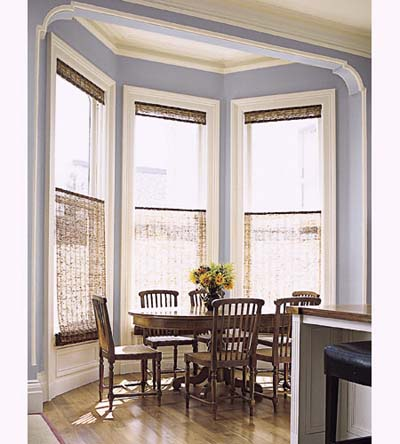 Italiante townhouse breakfast nook