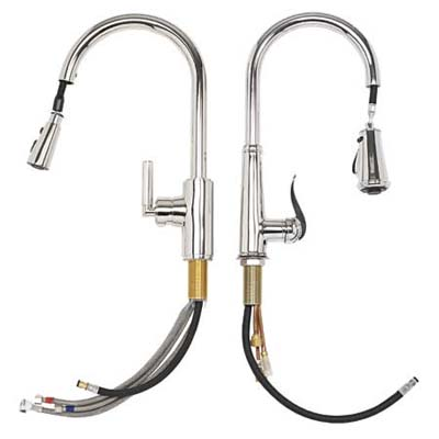 luxury and bargain kitchen faucet comparison