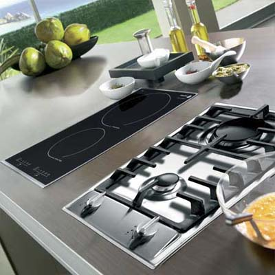 two-burner induction cooktop