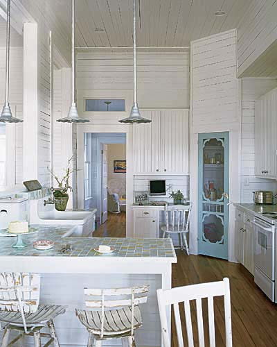 Beach House Kitchen Beautiful Kitchens This Old House