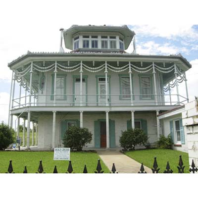 Steamboat House, Holy Cross Neighborhood, New Orleans