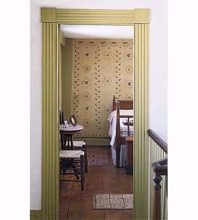 classic door casings