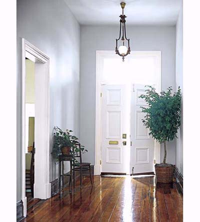 tapered door casings