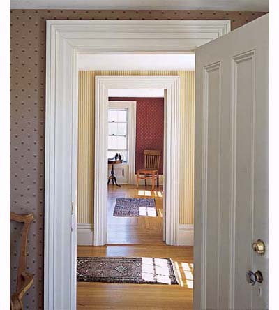 door casings