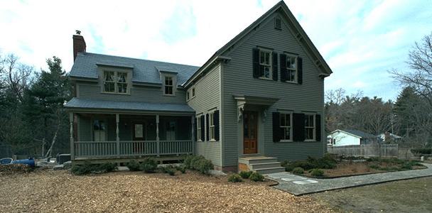 The Billerica House