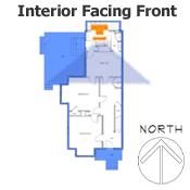 Cambridge House Webcam Interior Facing Front