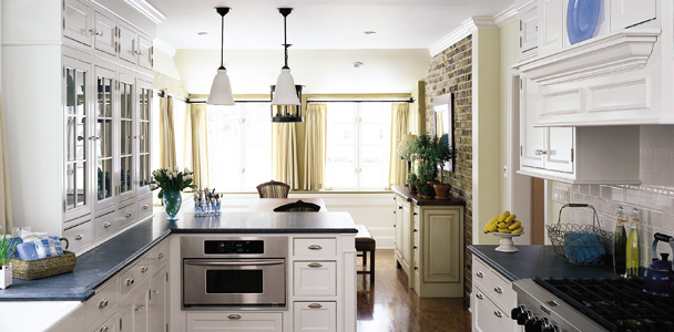 The Lake Forest Dream Kitchen