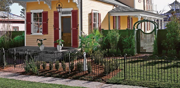 New Orleans Rebuilds After