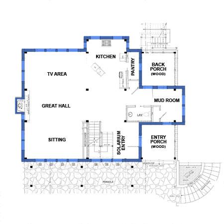 weston first floor