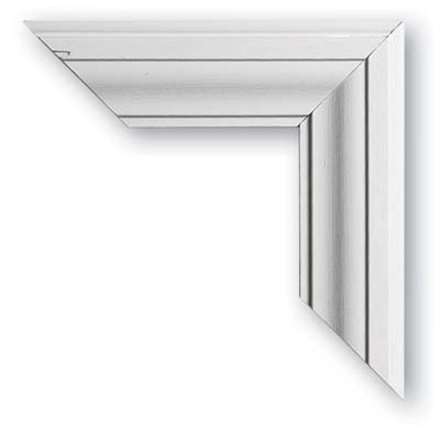 square wall frame molding